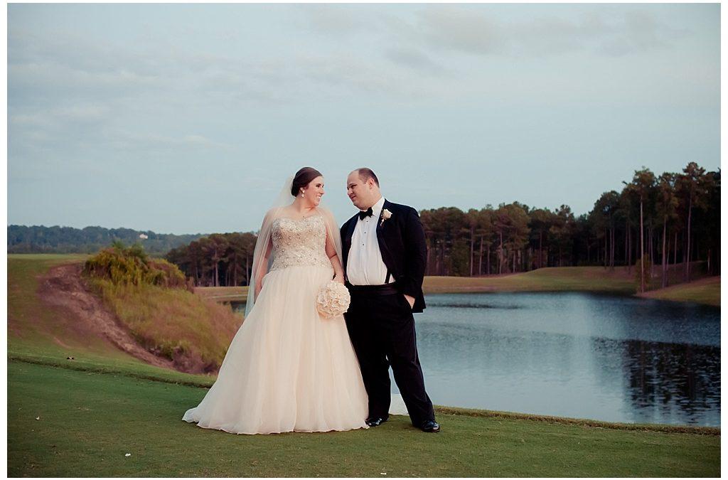 Jaley and Will | Ross Bridge Golf Resort and Spa | Birmingham Alabama | AK Brides | Real Wedding