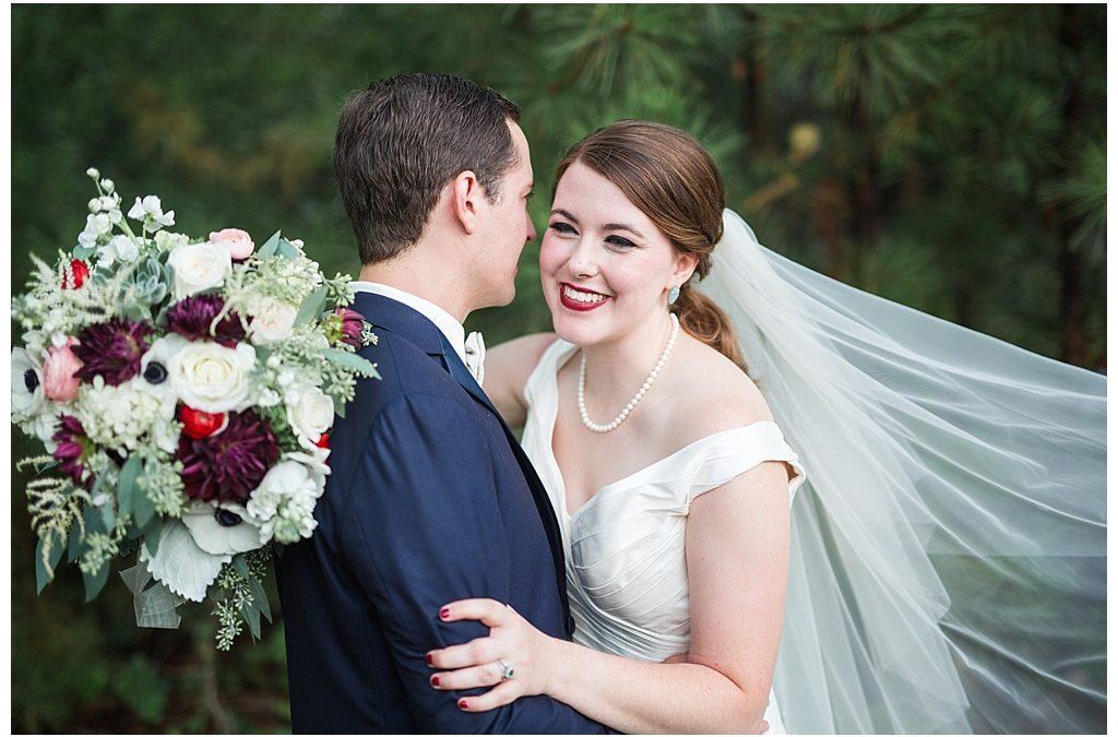 Rachael and William | Birmingham Alabama | Vulcan Park Wedding | AK Brides